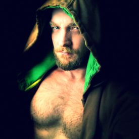 I think I'd make a badass Robin Hood in a gay porn parody